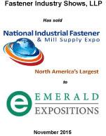 Fastener Industry Shows, LLP