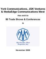 Merchandise Mart Properties, Inc